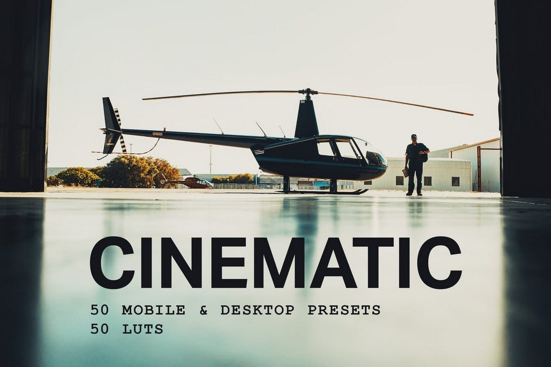 50-Cinematic-Lightroom-Presets-and-LUTs 50+ Best Lightroom Presets of 2020 design tips