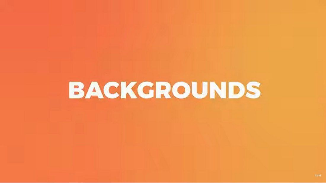 50-Free-Animated-Backgrounds-for-Final-Cut-Pro 20+ Best Free Final Cut Pro (FCP) Templates, Plugins, Titles & Transitions design tips