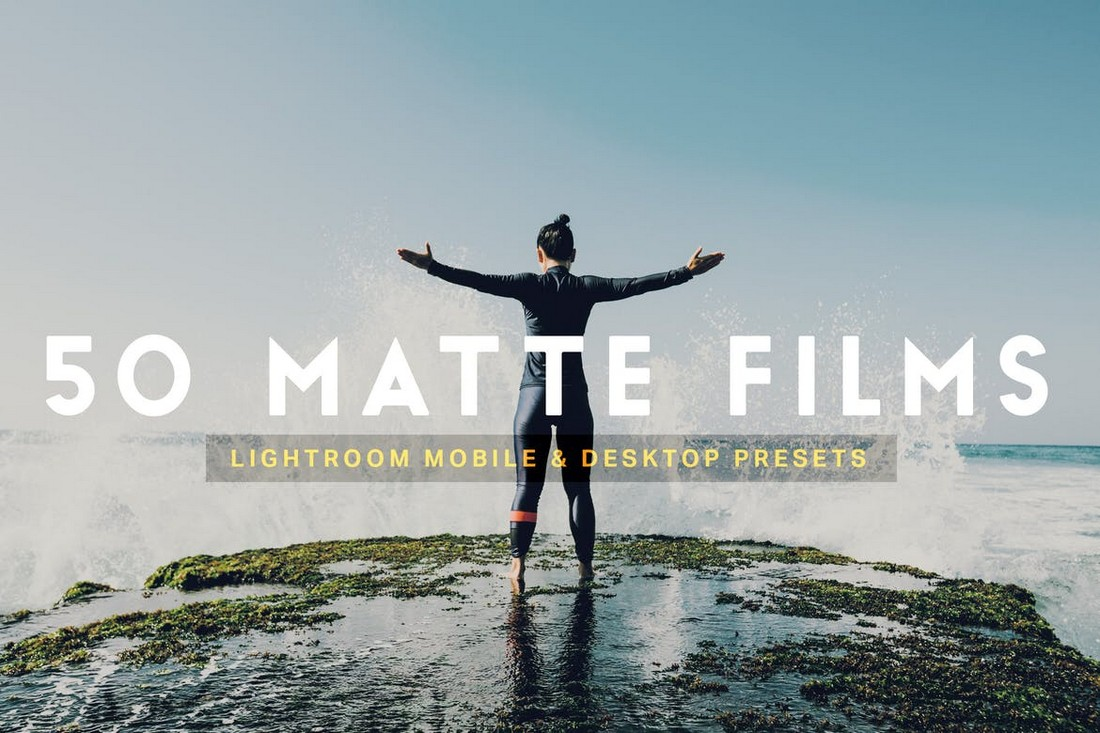50-Matte-Film-Lightroom-Presets 25+ Best Lightroom Presets for Instagram design tips