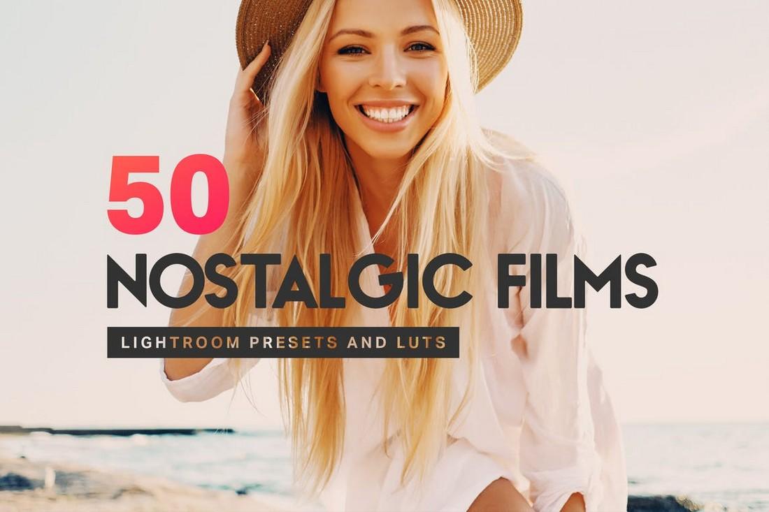 50-Nostalgic-Film-VSCO-Lightroom-Presets 50+ Best VSCO Lightroom Presets 2020 design tips