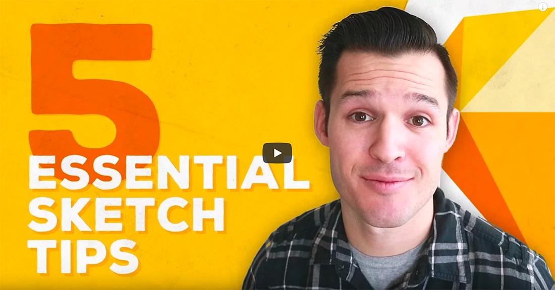 5sketch-tips 15+ Best Sketch Tutorials (Sketch App for Beginners) design tips