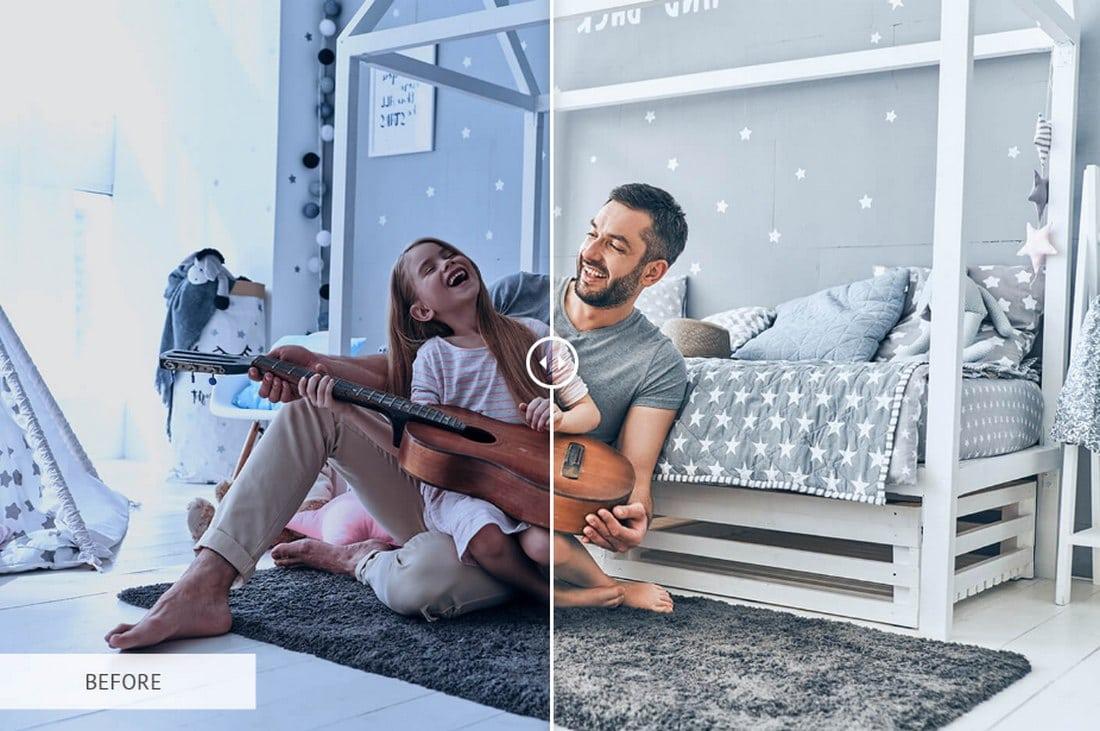 6 Actions Photoshop gratuites sur Instagram