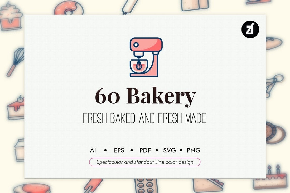 60-Bakery-Elements-Icons 20+ Best Instagram Story Highlight Icons (Free + Pro) design tips  Inspiration