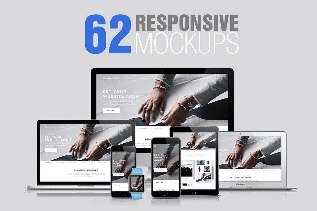 62-Responsive-Mockups 20+ Best Responsive Website & App Mockup Templates design tips