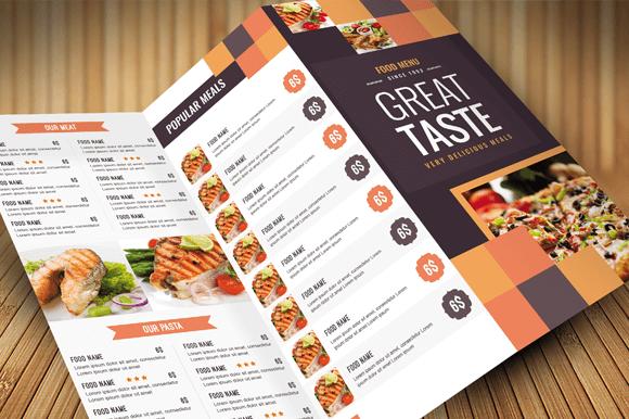 30 best food drink menu templates premium blog development