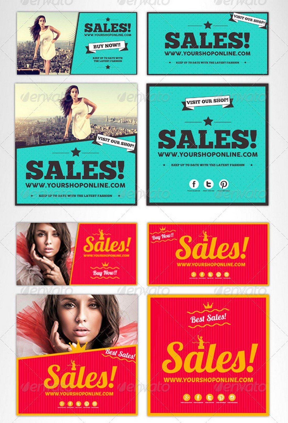 7-Facebook-Post-Banners 20+ Best Facebook Cover & Post Mockups design tips