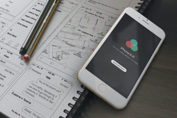 7-f 100+ iPhone PSD & Vector Mockups design tips