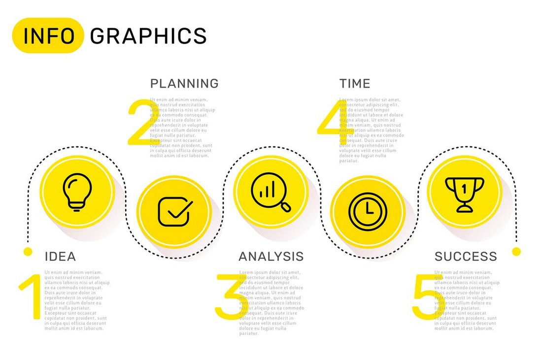 50+ Best Infographic Templates (Word, PowerPoint & Illustrator)