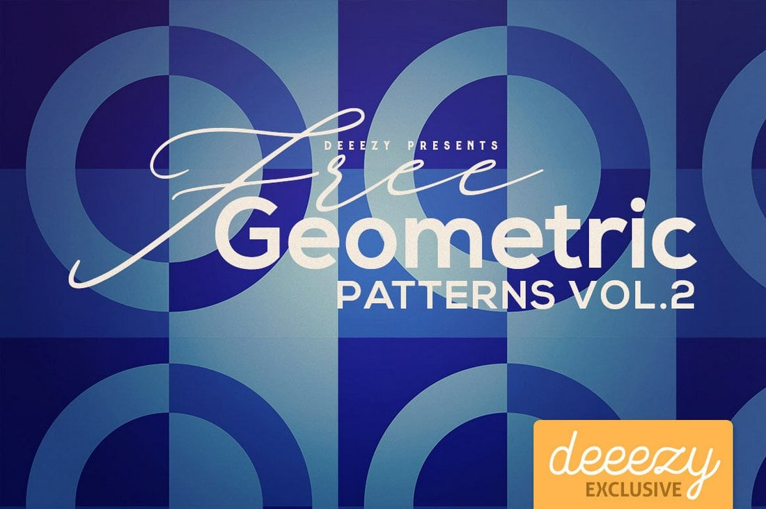8-Free-Geometric-Patterns-2 50+ Best Free Photoshop Patterns 2021 design tips
