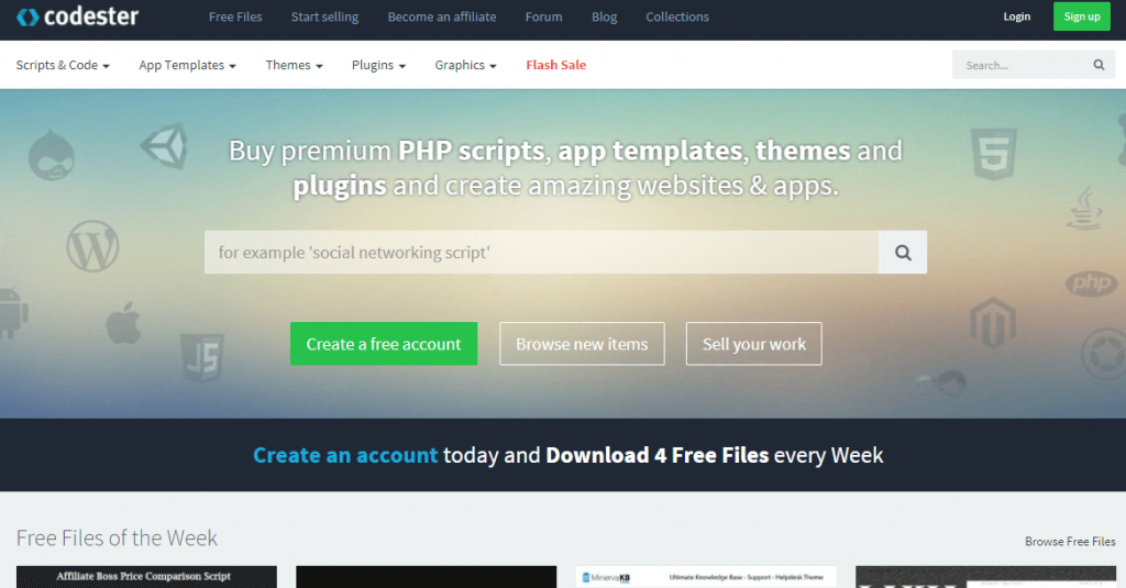 9.-Codester.com_-1024x535 25+ Real-Life Tools for Web Designers and Developers design tips
