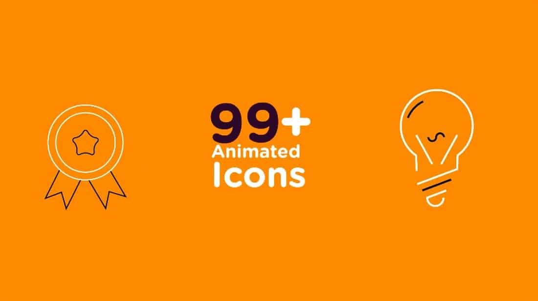 99 icons-adobe-premiere-pro-template