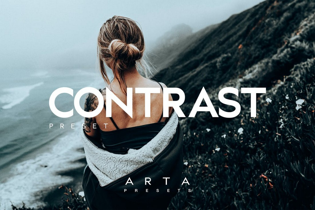 ARTA Contrast Lightroom Preset