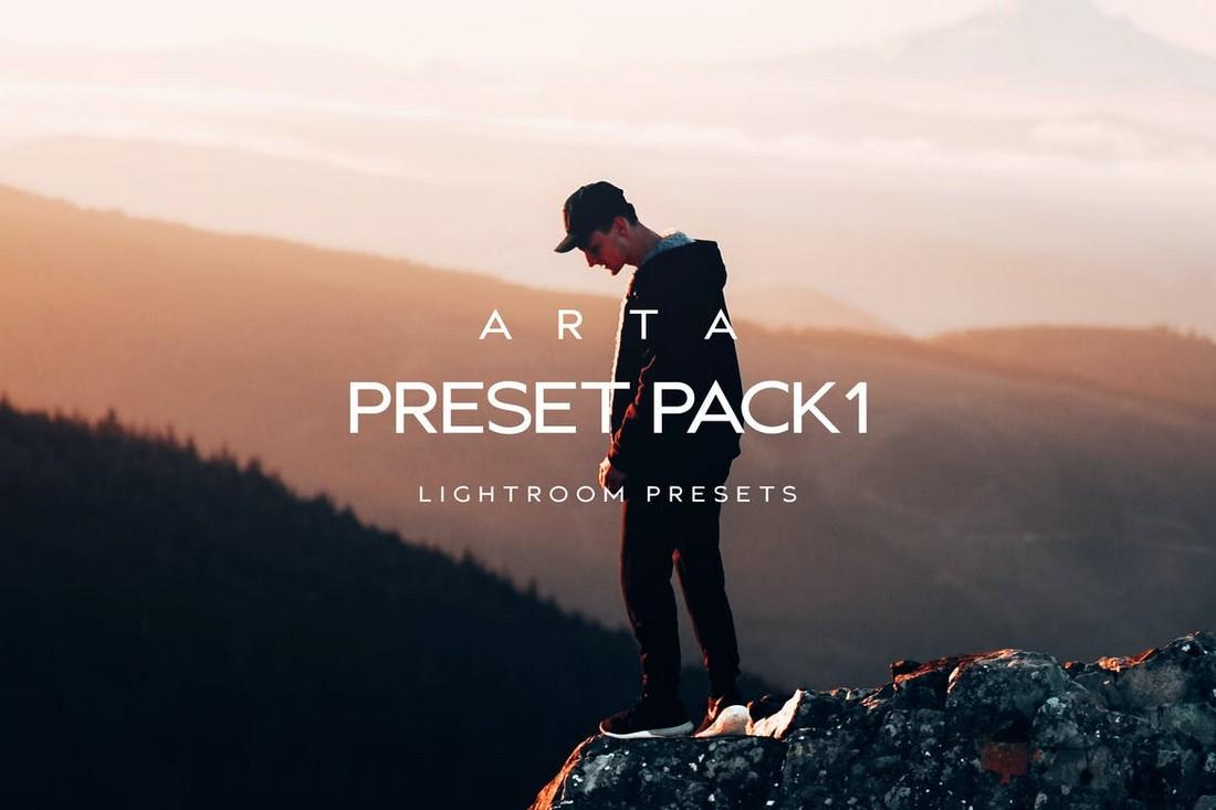 ARTA - Lightroom Mobile & Desktop Preset Pack