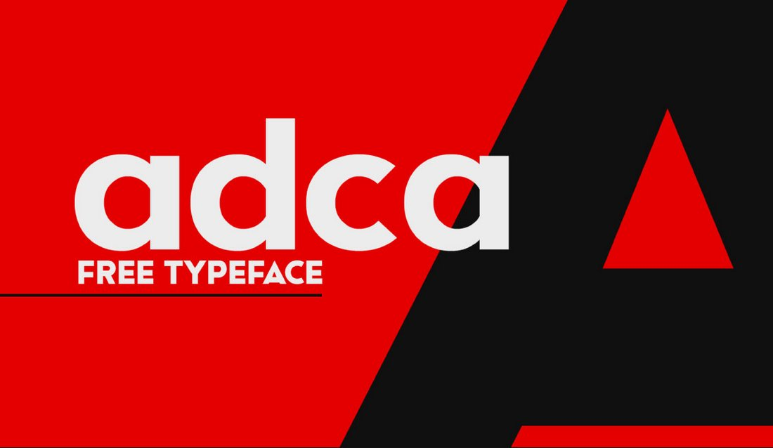 Adca-Free-Bold-Title-Font 30+ Best YouTube Fonts (For Thumbnails + Videos) 2020 design tips