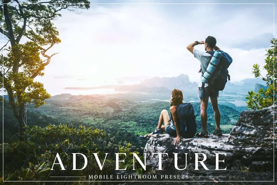 Adventure - Outdoor Lightroom Presets