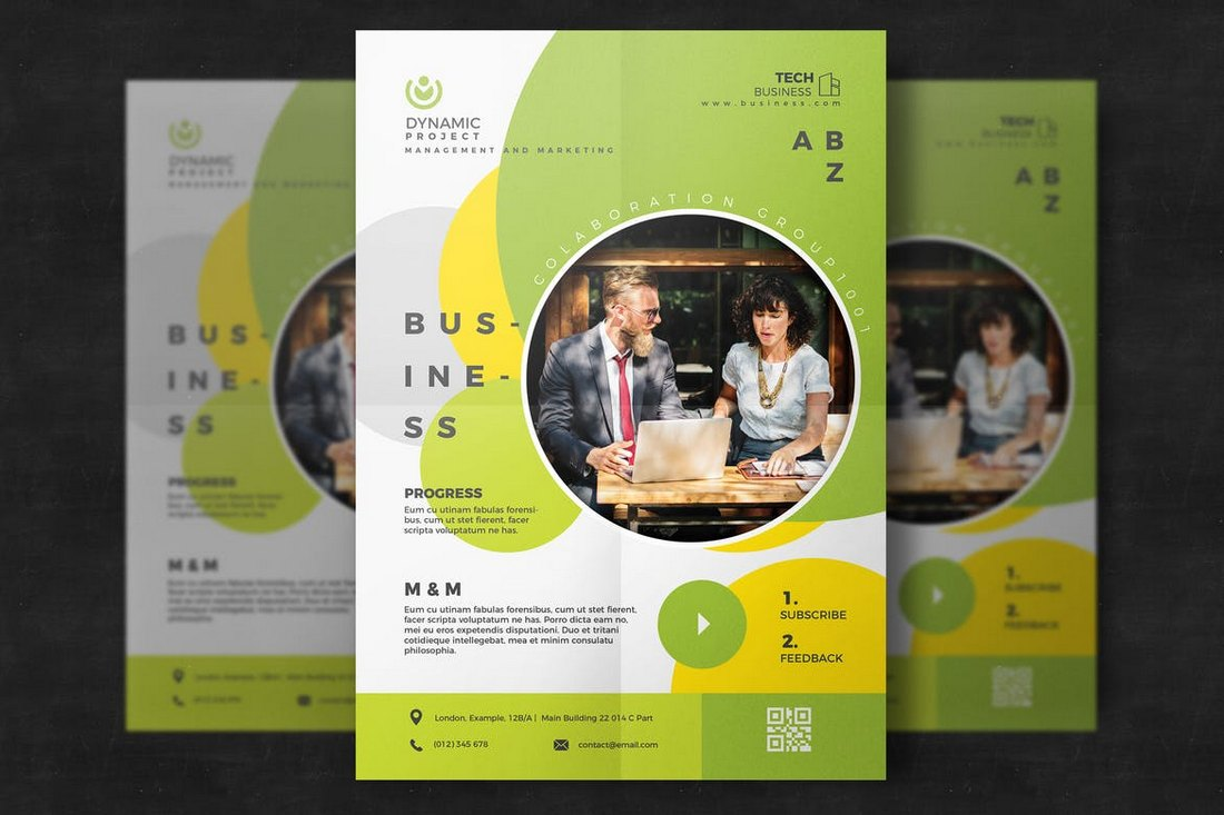 Agency Corporate Business Flyer