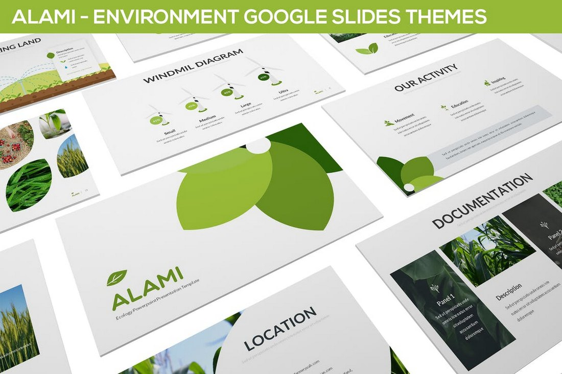 Alami-Environment-Google-Slides-Template 15+ Google Slides Templates for Teachers design tips