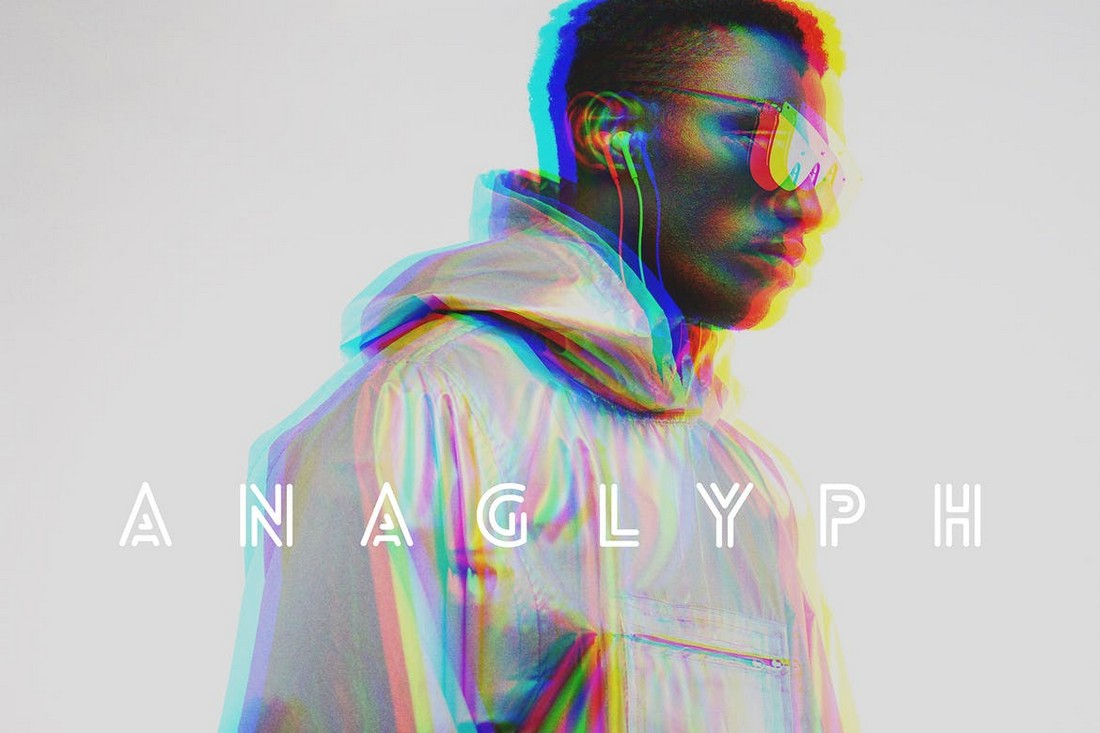 Anaglyph-3D-Effect-Photoshop-Layer-Style 20+ Best Photoshop Layer Styles in 2021 (Free & Premium) design tips