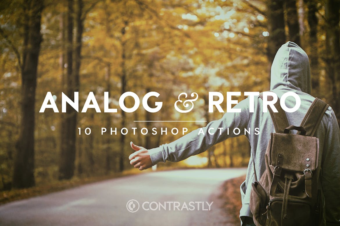 Analog-Retro-Photoshop-Actions 40+ Best Photoshop Actions of 2018 design tips