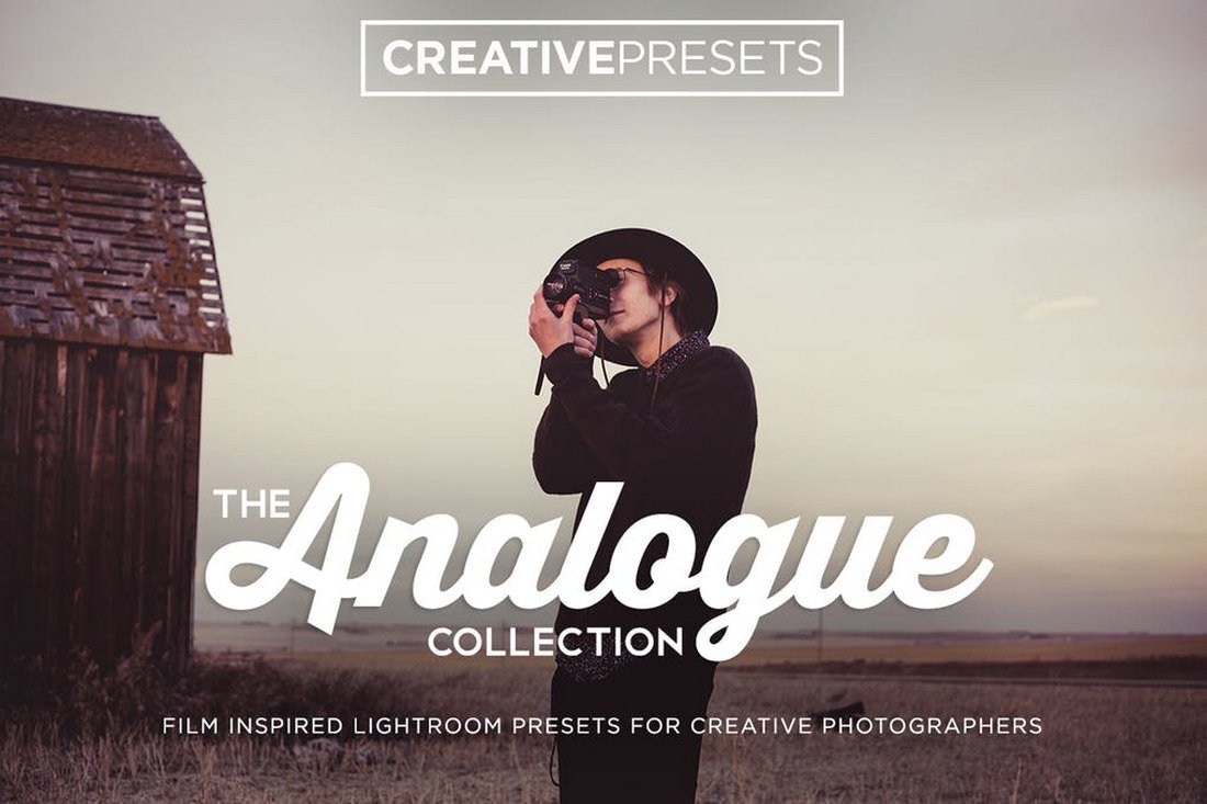 Analogue-Film-Lightroom-Presets-1 50+ Best Lightroom Presets of 2020 design tips