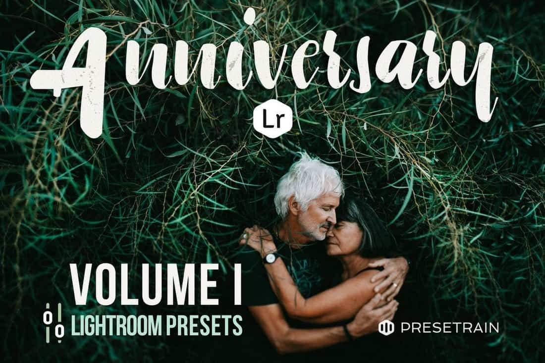 Anniversary - Light Lightroom Presets