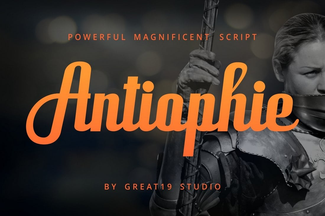 Antiophie-Free-Script-Font 60+ Best Free Fonts for Designers 2019 (Serif, Script & Sans Serif) design tips