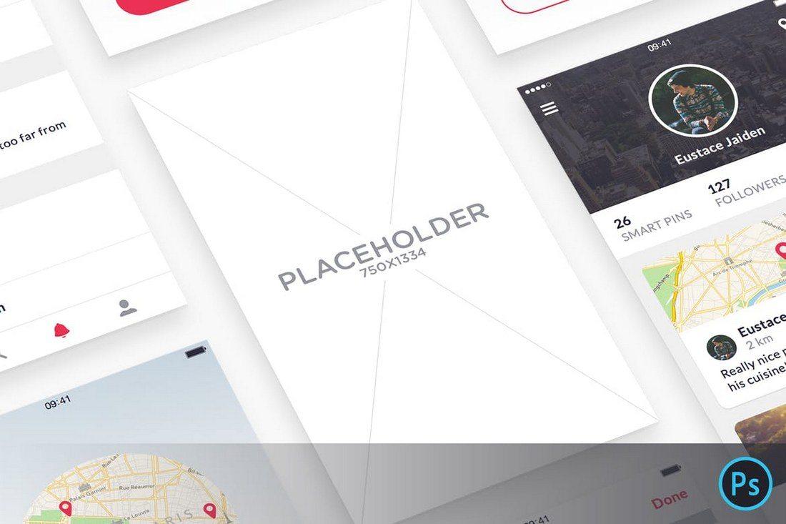 App-Presentation-Templates 20+ Best Responsive Website & App Mockup Templates design tips
