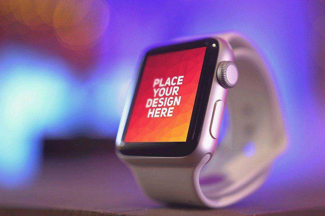 Apple-Watch-CloseUp-Mockup 50+ Apple Watch Mockups & Graphics design tips