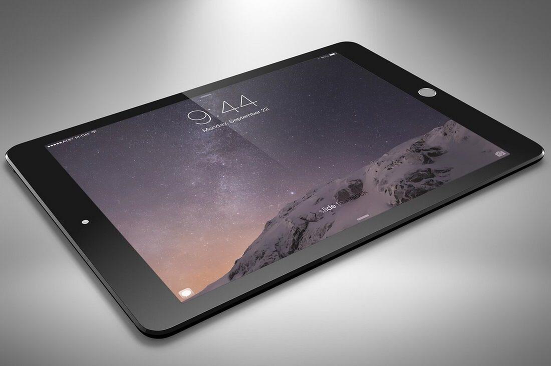 Apple-iPad-Air-2-Mock-Up-Vol.-2 100+ iPad Mockups: PSDs, Photos & Vectors design tips