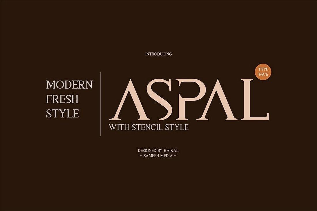 modern logo fonts - Parfu kaptanband co