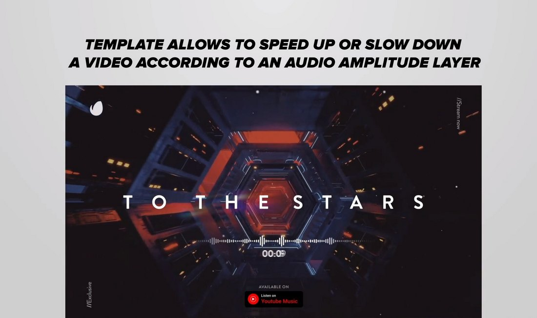 Audio Visualization TikTok Templates