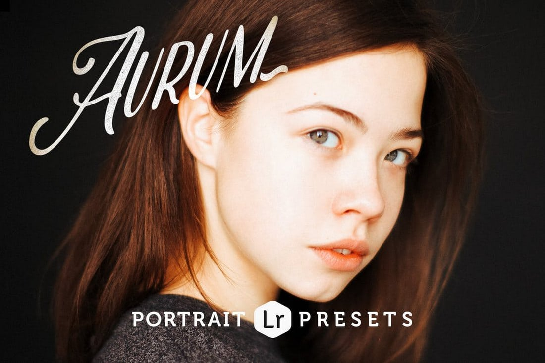 Aurum-Portrait-Lightroom-Presets 50+ Best Lightroom Presets for Portraits (Free & Pro) 2020 design tips