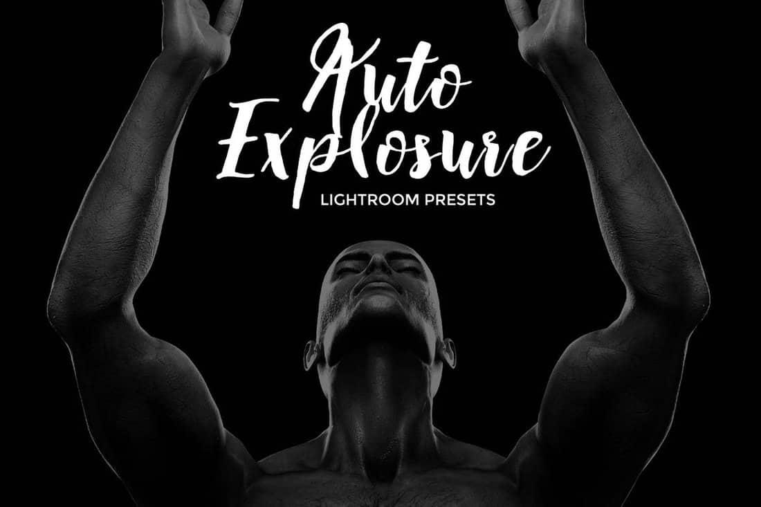 Auto Explosure Lightroom Presets