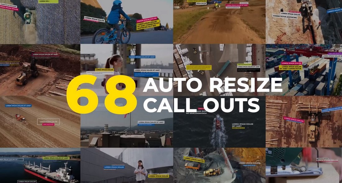 Auto Resizing Call-Outs & Lower Thirds for Premiere Pro