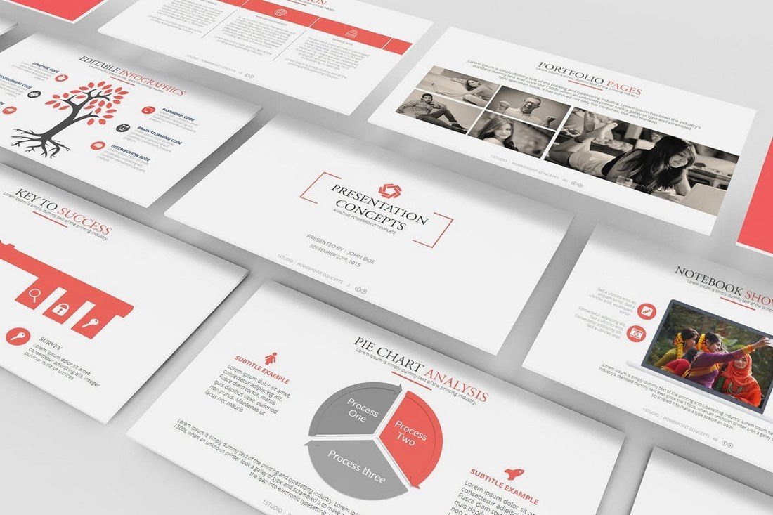 20 best powerpoint templates of 2018 design shack axis powerpoint template toneelgroepblik Choice Image