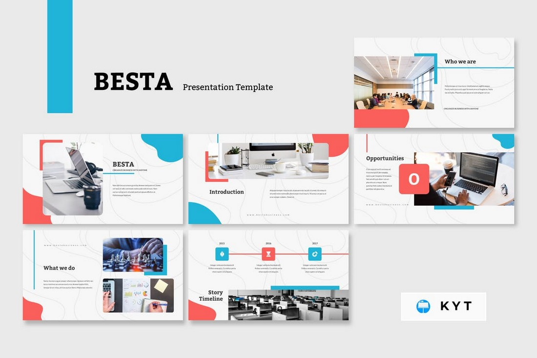 BESTA-Corporate-Keynote-Template 50+ Best Keynote Templates of 2020 design tips  Inspiration|keynote|powerpoint|presentation