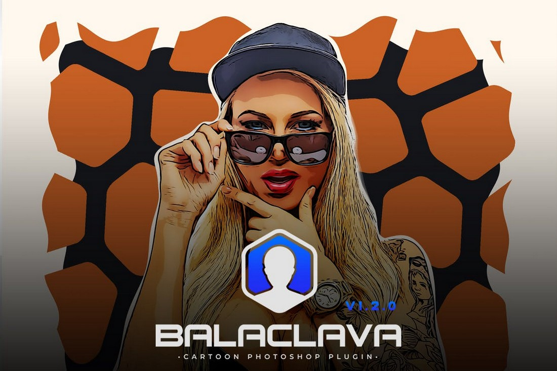Balaclava - Photoshop Cartoon Plugin