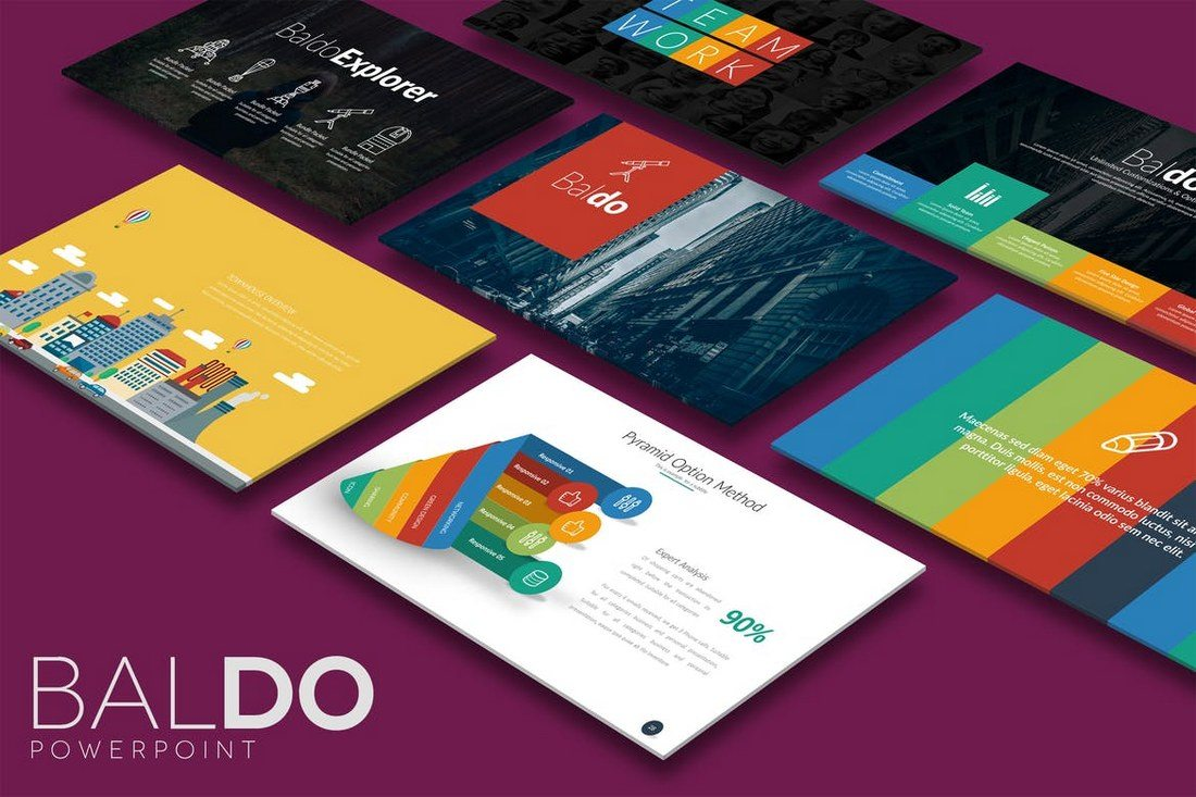 Baldo-PowerPoint-Template 50+ Best PowerPoint Templates of 2019 design tips