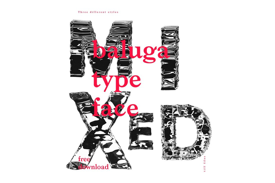 Baluga - Free Color Font