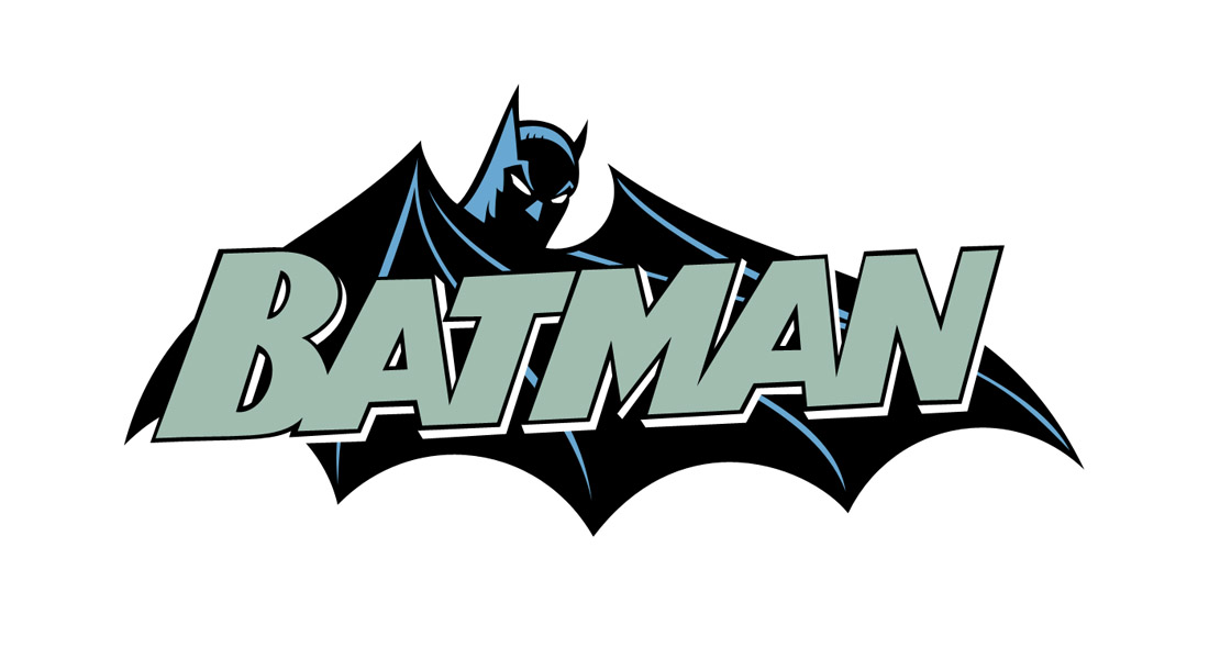 Batman Logo Template Vecteur PSD
