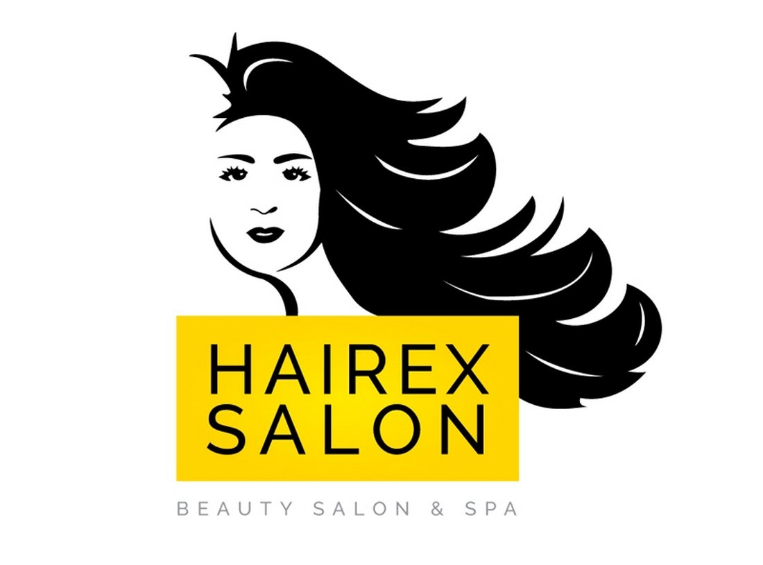 Beauty Salon - Free Logo Template