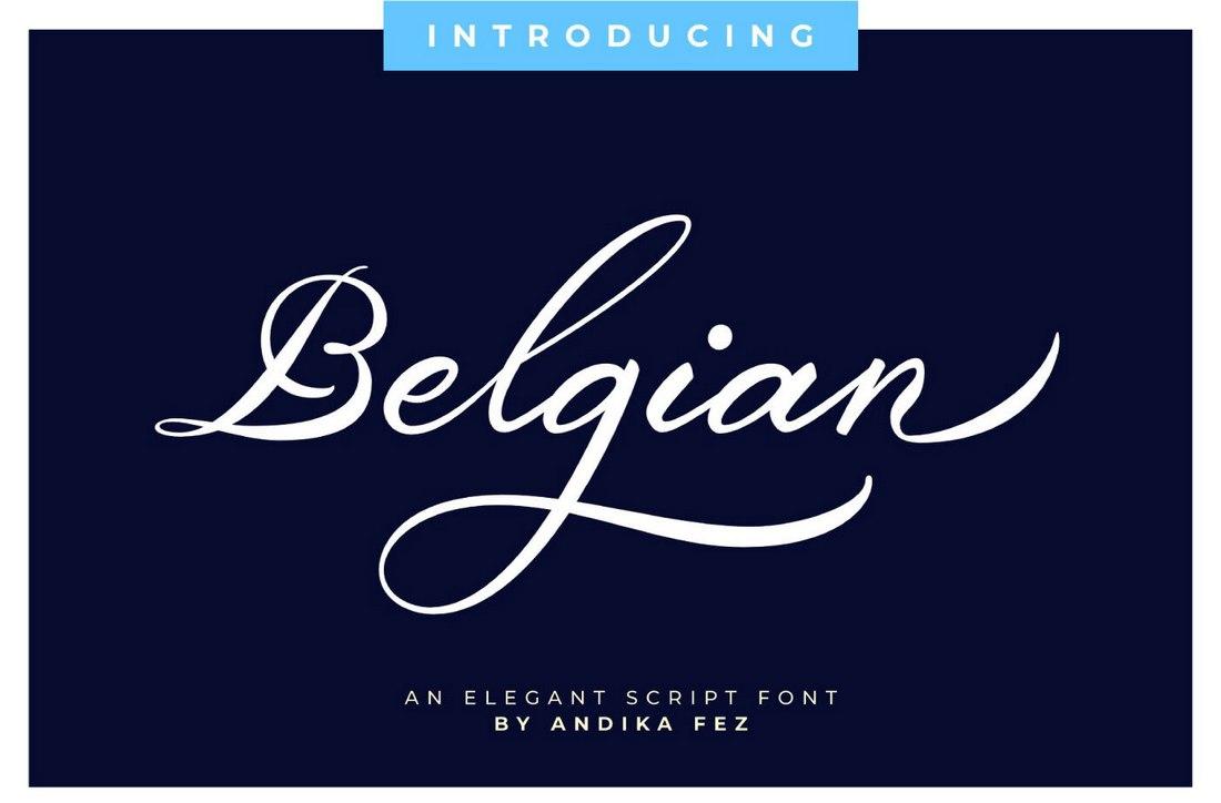 Belgian-Signature-Free-Elegant-Script-Font 60+ Best Free Fonts for Designers 2020 (Serif, Script & Sans Serif) design tips