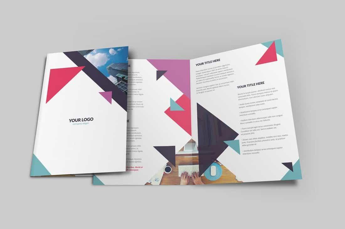 Bi-fold Brochure example
