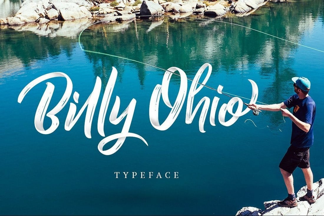 Billy-Ohio-Typeface 60+ Best Free Fonts for Designers 2019 (Serif, Script & Sans Serif) design tips