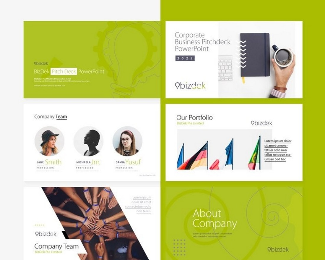BizDek-Free-Pitch-Deck-Keynote-Template 50+ Best Keynote Templates of 2020 design tips  Inspiration|keynote|powerpoint|presentation