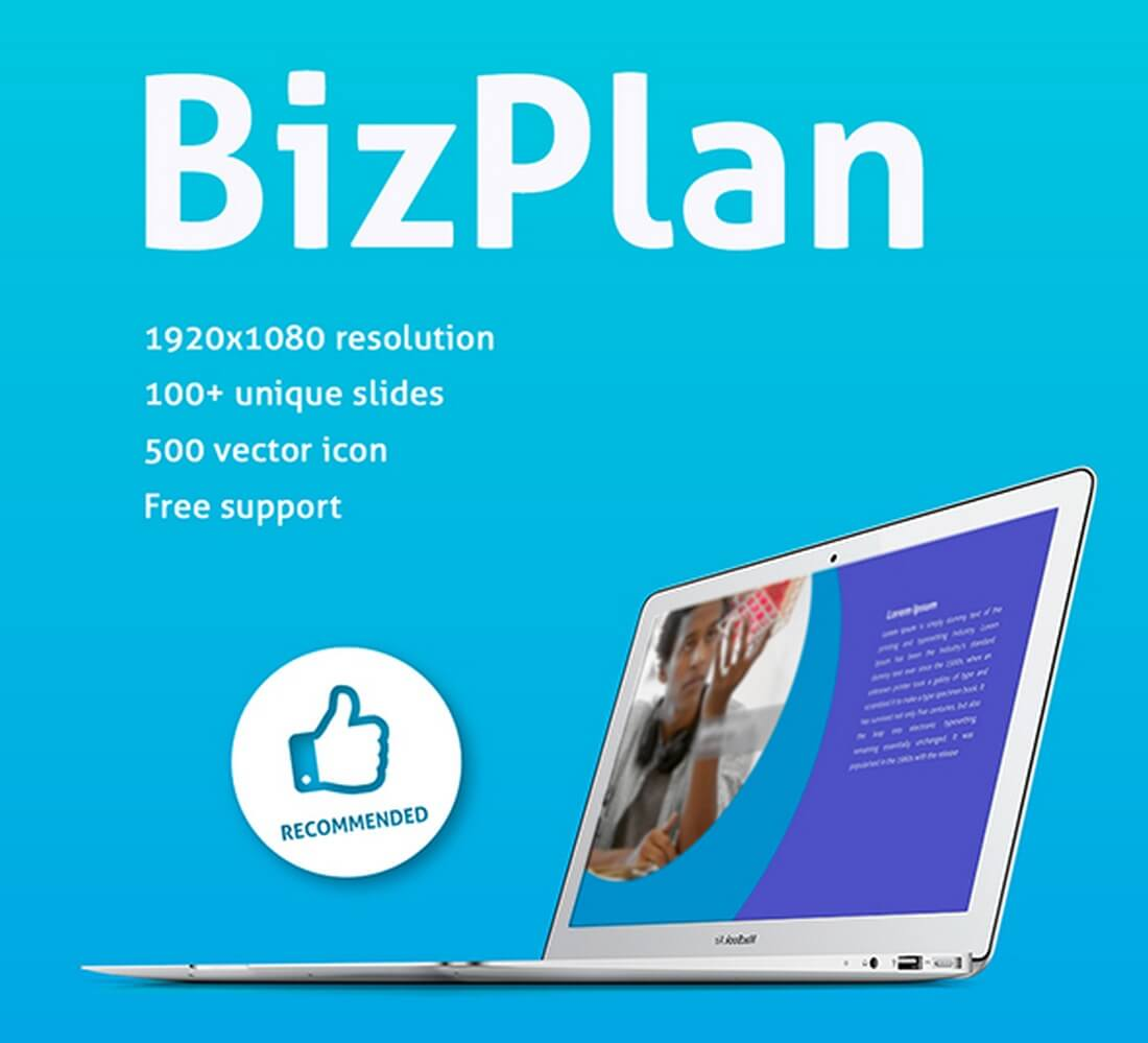 biz plan template