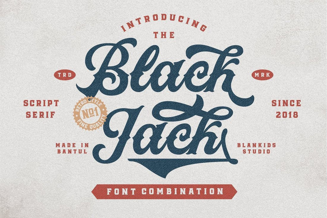 Black-Jack-Script-and-Serif 20+ Best Tattoo Fonts & Lettering design tips