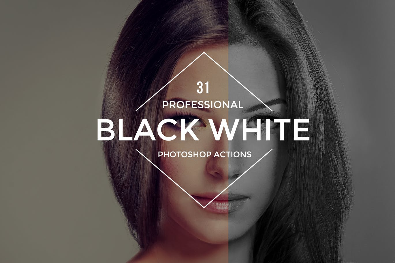 Black-White-Photoshop-Actions 40+ Best Photoshop Actions of 2018 design tips