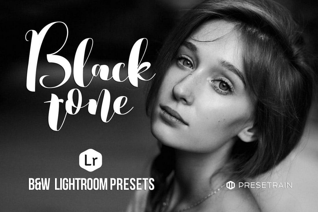 Blacktone-Black-White-Lightroom-Presets 20+ Best Lightroom Presets for Portraits design tips