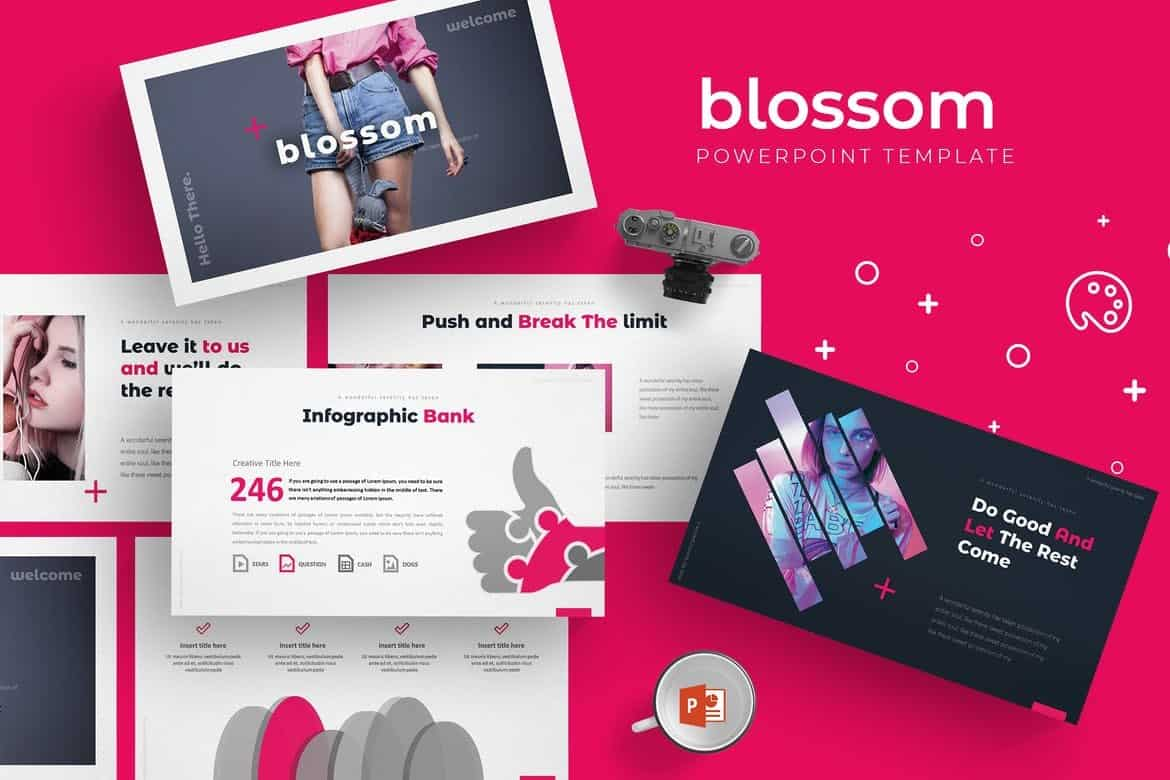 Blossom-Animated-Powerpoint-Template 30+ Animated PowerPoint Templates (Free + Premium) design tips